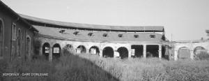 Gare Orleans rotonde