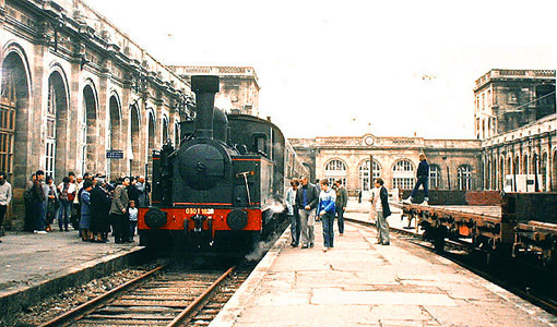 La Gare d'Orléans