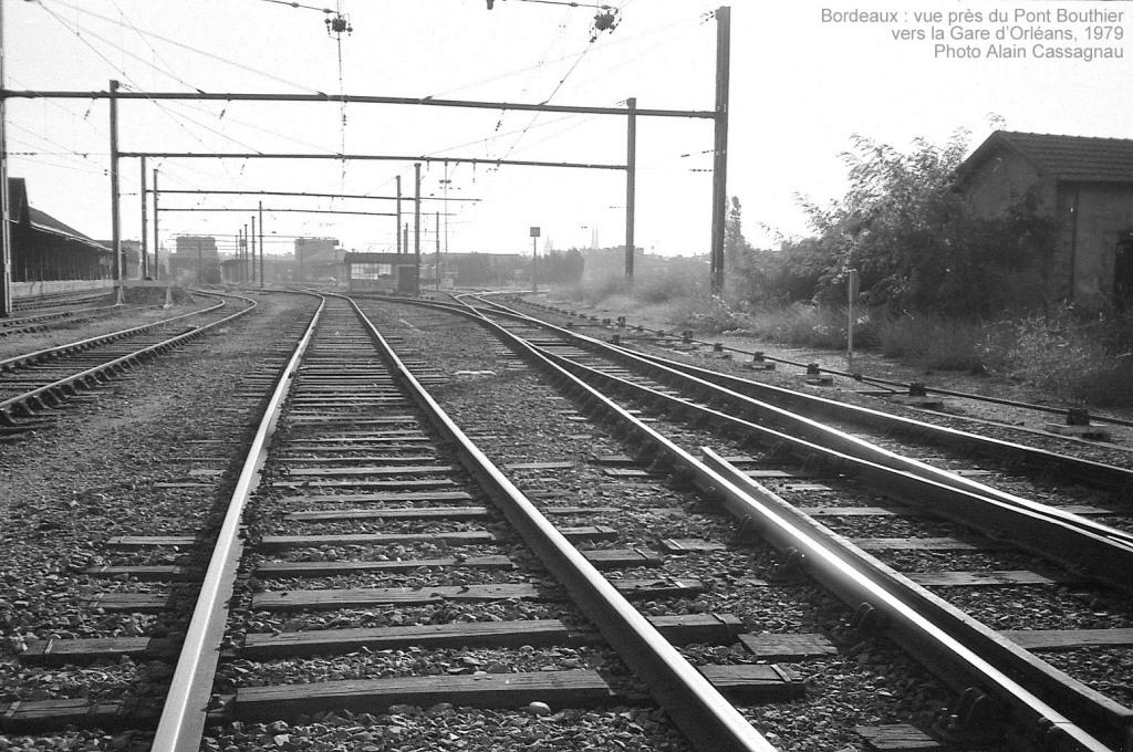 Gare d'Orl. 1979 faisceau A-C