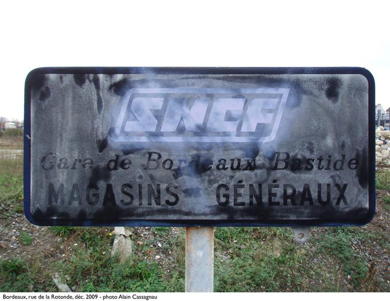 SNCF-Magasins-Généraux Bordeaux