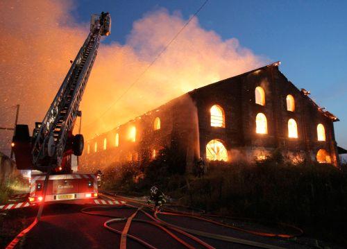 incendie entrepots bastide