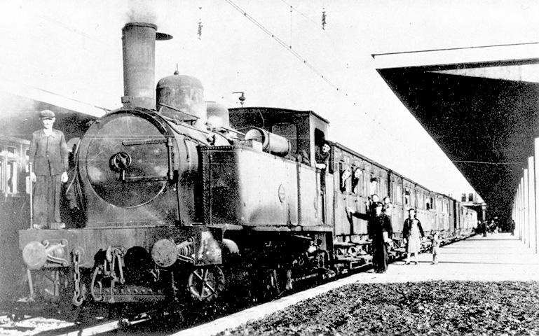 Trains au départ de Bordeaux-St-Louis vers Lacanau