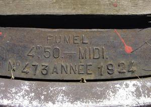 plaque Midi